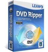 Leawo DVD Ripper - rip DVD to video in all formats.