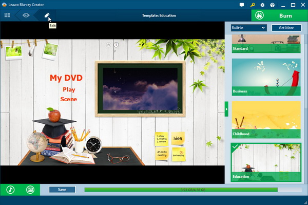How to Burn video to Blu-ray/DVD with Blu-ray Burner?