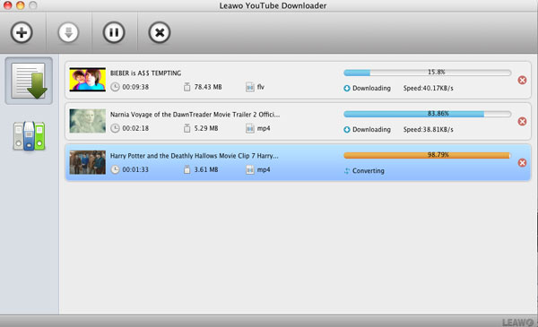 Leawo YouTube Downloader for Mac Guide- How to download and